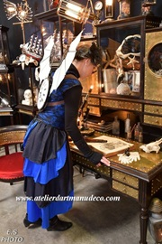 Vign_Ari_Anne_et_Manu_Deco_steampunk_stand