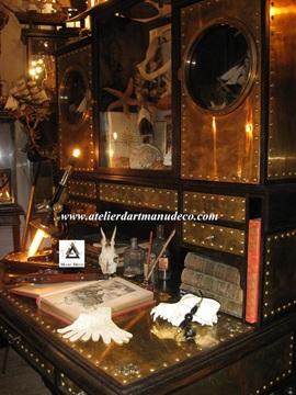 Vign_meuble_Jules_Verne_steampunk_createur_Manu_Deco_Nievre