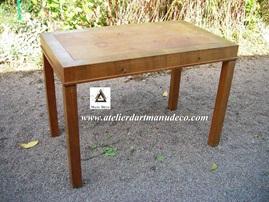 Vign_table_bureau_Art_Deco_avant_restauration
