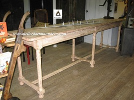 Vign_table_de_metier_patine_ebeniste