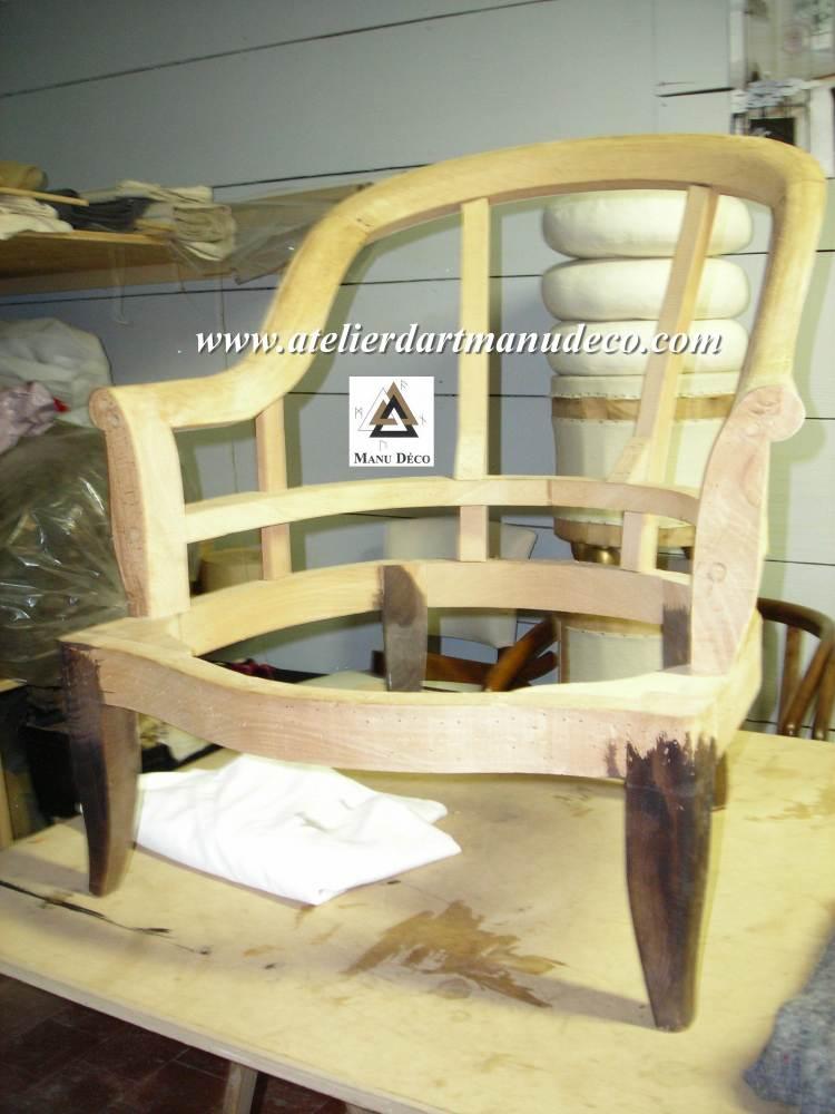 r fection de si ges tapissier d 39 ameublement si ge louis philippe. Black Bedroom Furniture Sets. Home Design Ideas