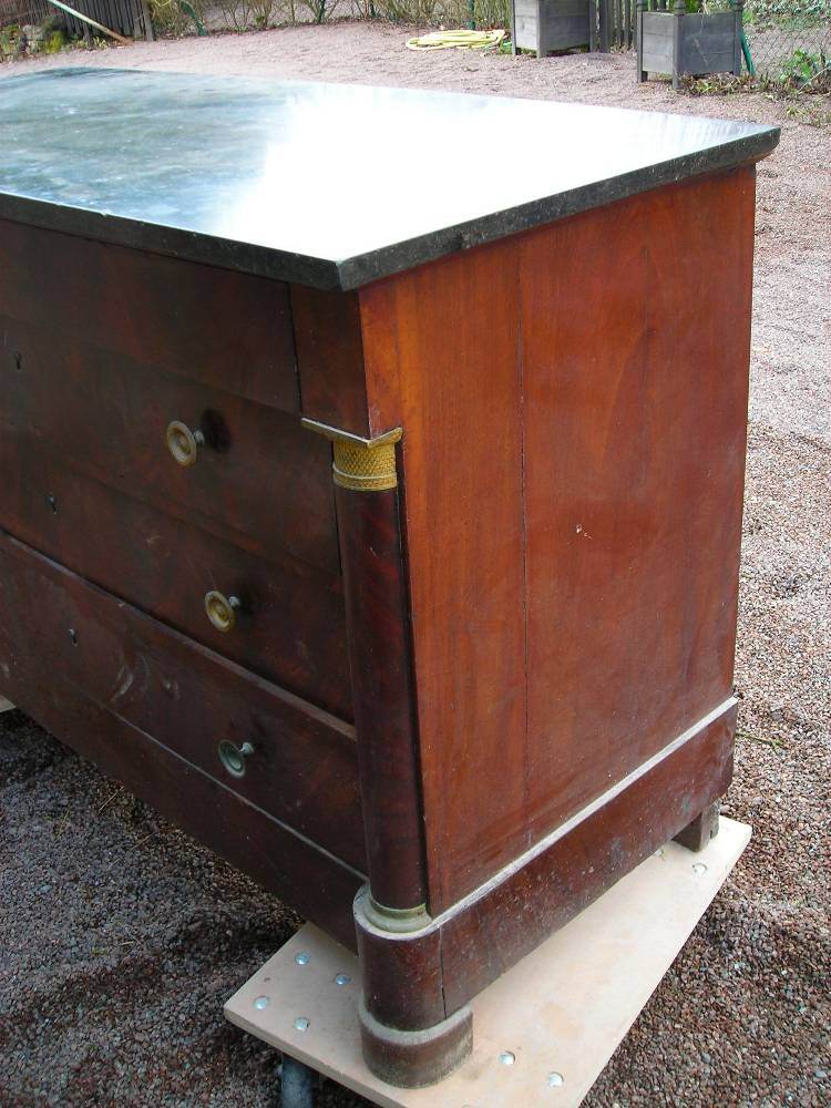 restauration meuble tous styles m me napoleon iii. Black Bedroom Furniture Sets. Home Design Ideas